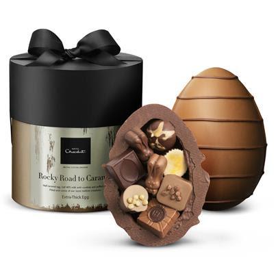 Hotel Chocolat Easter egg prize